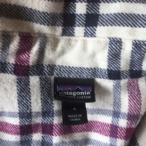 Patagonia Tops - Women's Patagonia flannel